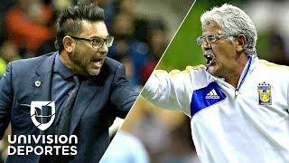El duelo verbal de técnicos y jugadores de Monterrey y Tigres previo al Clásico Regio