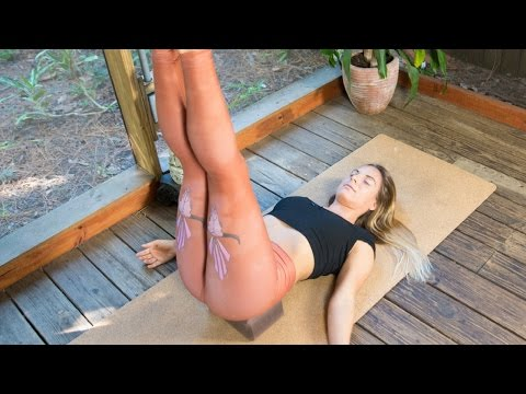 Yoga for Low Back Pain - 20 Minute Video for Everyone - The