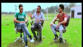 Binnu Dhillon | Jassi Gill | Full Interview | Tashan Da Peg | 9X Tashan