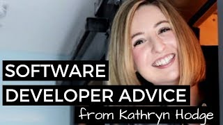 Find a Project to Build and then Learn How to Code It - Software Developer Advice from Kathryn