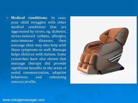 Can Kids Use Massage Chairs Indulge Massager
