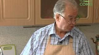 Кулинарное паломничество. От 14 июля. Готовим деревенский летний пирог и ягодный лимонад