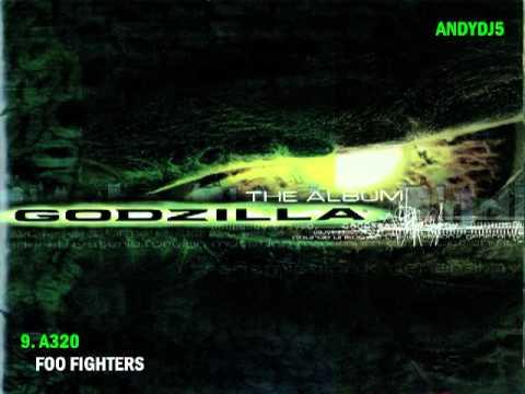 Godzilla Soundtrack 09 A320