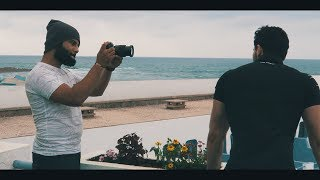 VLOG #68 ! - SHOOTING POUR LA NOUVELLE COLLECTION LIONZ ATHLETICS!!