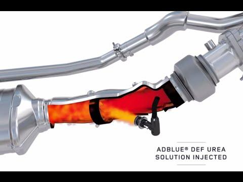 Ingenium Engine: Selective Catalytic Reduction