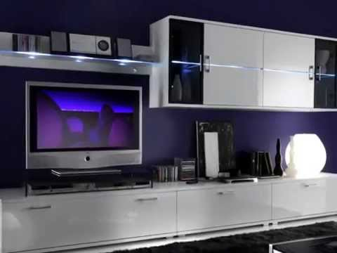 indirekte beleuchtung mit leds f r m bel youtube. Black Bedroom Furniture Sets. Home Design Ideas