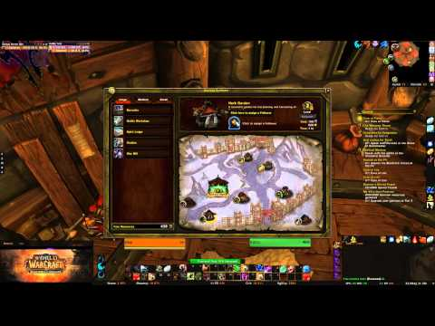 Garrisons: how to assign a follower to Profressions