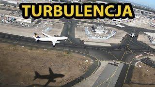 (75) Cztery loty jednego dnia. Wyprzedził nas A380 itd.  A380 overtaking A320