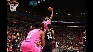 Derrick Jones Jr. Best Dunks From 2018-2019 Season
