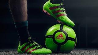 Бутси Adidas Ace 16.1 FG/AG - AF5083 (відеоогляд, розпакування, unboxing).