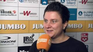 Interviews World Cup Veghel: Therese Klompenhouwer