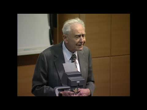 Franco Modigliani, Italy and 20th Century Economics (Lect. 1) - Nobel Laureates Lecture 1996