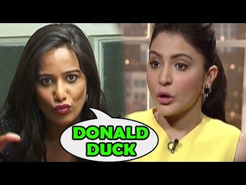 Poonam Pandey COMMENTS on Anushka Sharma's LIP JOB