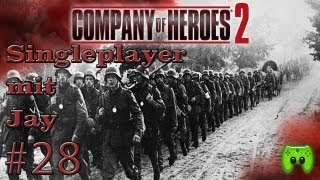 COMPANY OF HEROES 2 SP # 28 - Funkstille III «»  Let