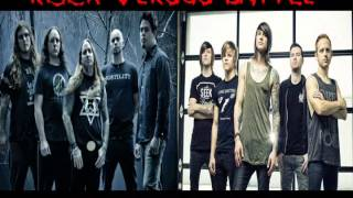 Rock Versus Battle - DevilDriver vs. Blessthefall