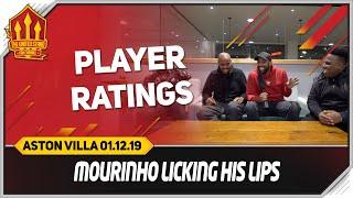 SOLSKJAER GETS A ONE! Manchester United 2-2 Aston Villa Player Ratings
