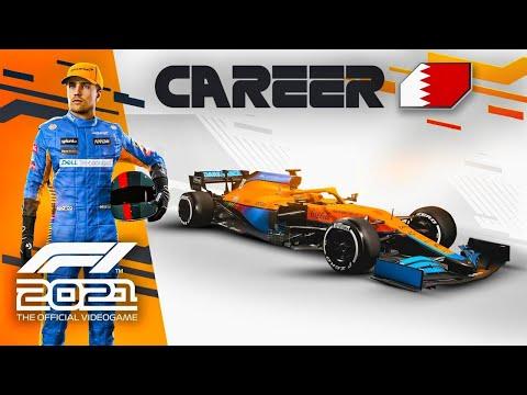 F1 2021 Gameplay - Career Mode - First Race