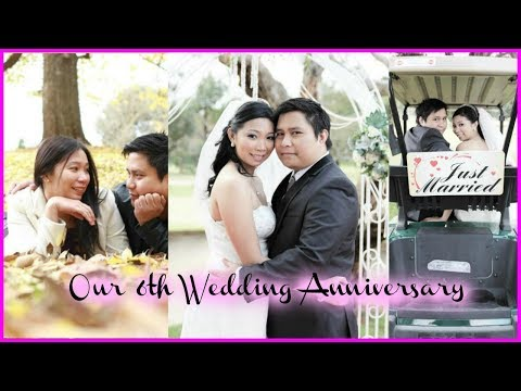OUR LOVE STORY❤️ | OUR 6th WEDDING ANNIVERSARY TRIBUTE❤️