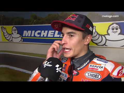 """Marquez: """"This race was similar to 2015"""""""