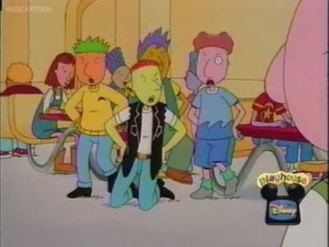Doug Season-3-Episode-16-Doug-s-Sour-Songbird