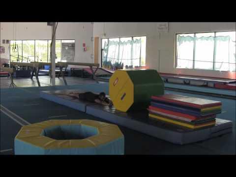 Four Stars Gymnastics Academy Spotless Back Handspring Clinic