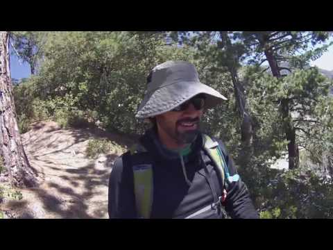 "Bigfoot  - Sasquatch - ""Angeles National Forest ""(HD)"