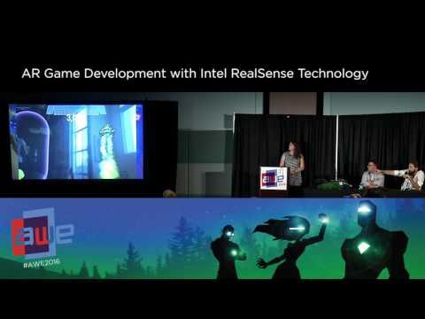 AR Game Development with Intel RealSense Technology