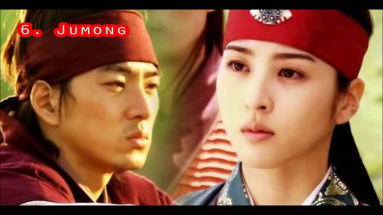 Download Top 10 Historical Korean Drama