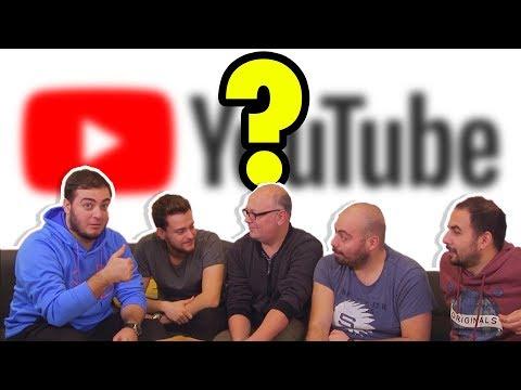 BEN KİMİM? - Türk Youtuber'lar - Tahmin Edebilecek Misin?