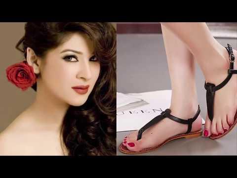 Beautiful Feet of Models