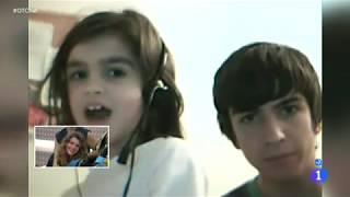 Operación Triunfo ** La 'pequeña' AMAIA canta 'Sweet home Alabama' con su hermano ** #OTChat