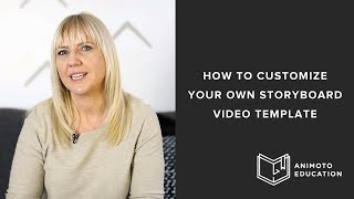 How To Use Customizable Animoto Video Templates