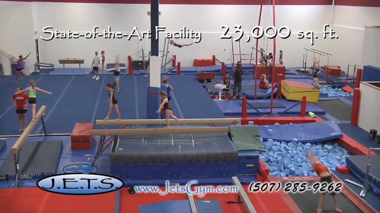 Jets Gymnastics New Location Youtube