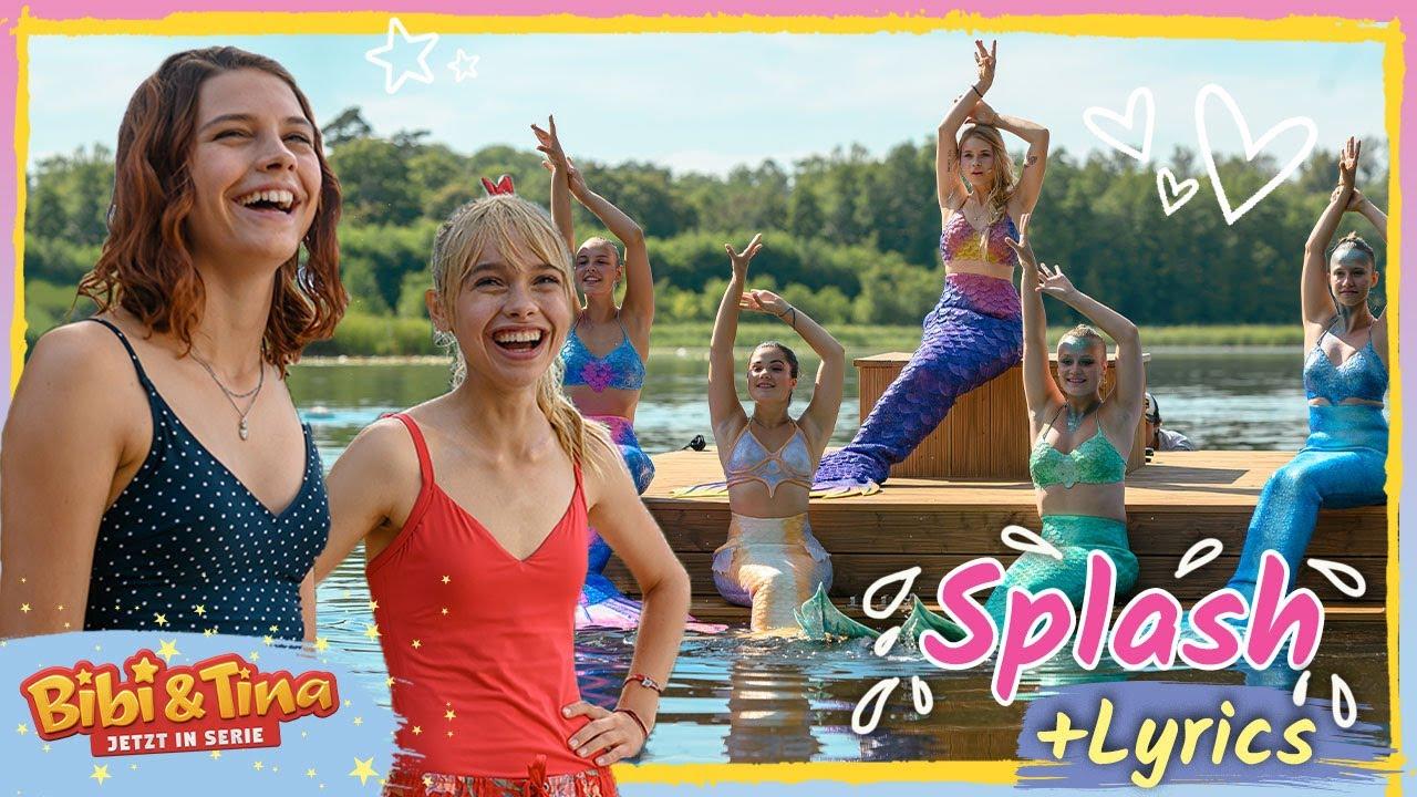 Bibi & Tina - Die Serie | SPLASH! - mit LYRICS zum Mitsingen