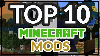 Best Minecraft Mods - Top 10 Minecraft Mods
