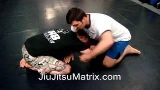 Ufc Style, No Gi, Gracie Brazilian Jiu Jitsu Matrix Moves Anacanda Choke,Brabo Choke,Arm Bar