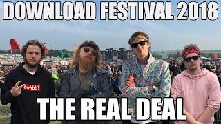 DOWNLOAD FESTIVAL 2018 - BEST CAMP