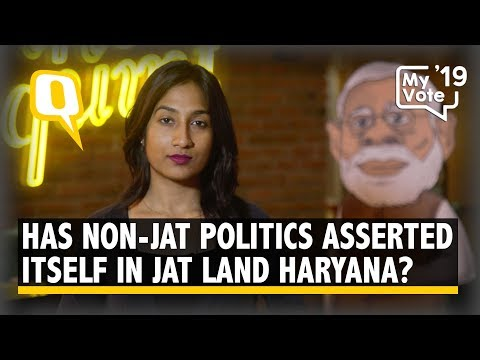 Has Non-Jat Politics Taken over in the Jat Land of Haryana? | The Quint
