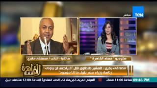 بالفيديو.. «بكري» يكشف سبب رفض المشير طنطاوي توليه «البرادعي» رئاسة الوزراء