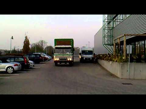 Focus on daf trucks doovi for Garage daf tours