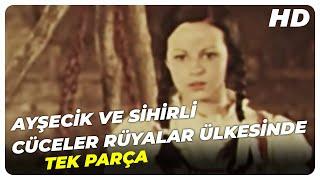 Ayşecik ve Sihirli Cüceler Rüyalar Ülkesinde - Eski Türk Filmi Tek Parça (Restorasyonlu)