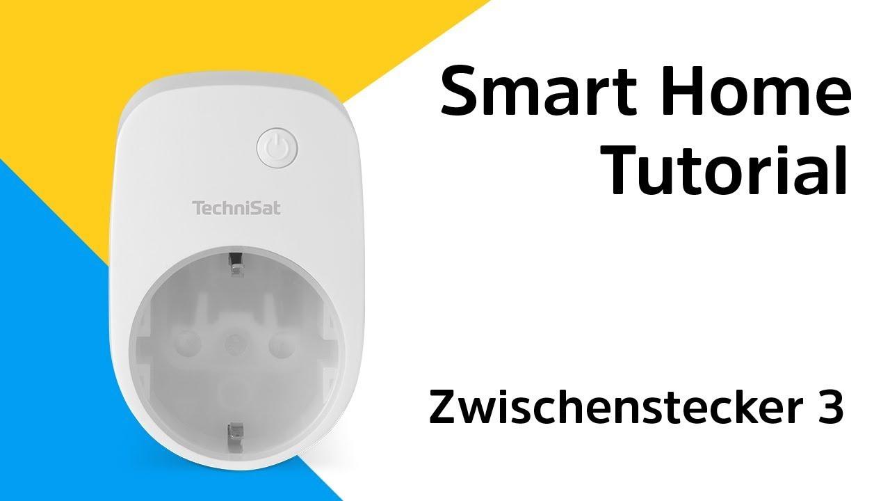 Video: Zwischenstecker 3 Anleitung | So binden Sie den Zwischenstecker 3 in Ihr Smart Home System ein.