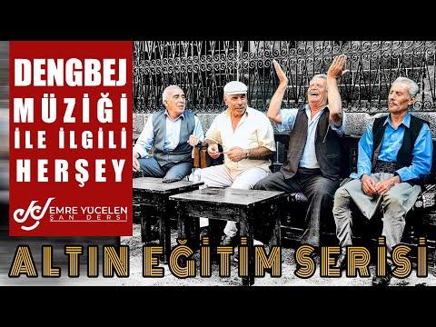 Dengbej Müziği İle İlgili Herşey - Altın Eğitim Serisi #2 / Dengbej Alican İpek , Ali Tekbaş