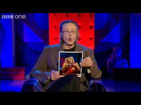 Lady Gaga's Poker Face read by Christopher Walken  Friday Night with Jonathan Ross  BBC One