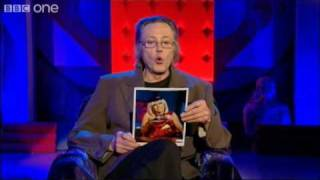 Lady Gaga's Poker Face read by Christopher Walken - Friday Night with Jonathan Ross - BBC One thumbnail