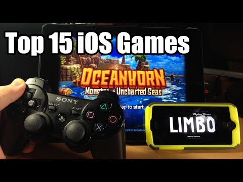 Top 15 Best IOS Games With Controller Support - 2014