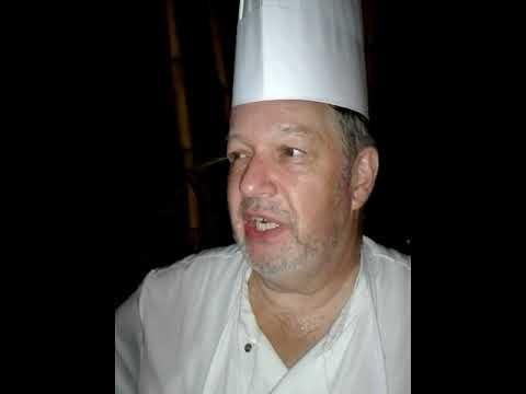 Découverte de la pomme d'anacarde et la valorisation de son emploi en gastronomie par le chef  francois Quesnel
