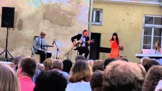 """Sandra Nurmsalu ja Margus Vaher """"Lähedal"""" (akustiline kontsertsalvestus Kõue mõisas)"""