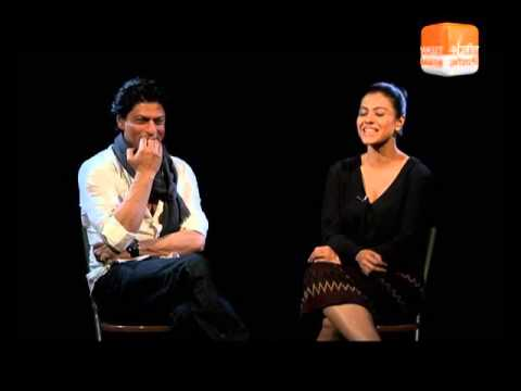 Watch Shahrukh and Kajol in an exclusive interview about Dilwale