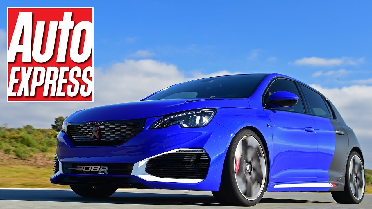 peugeot 308 r hybrid review. is this the future of the hot hatch
